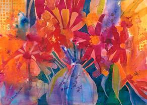 Kathleen Mattox Watercolor Image