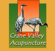 Crane Valley Acupuncture Logo