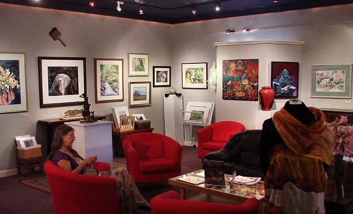 Gallery West Interior Photo