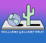 Williams Gallery West Logo