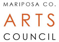 Mariposa County Arts Council Logo