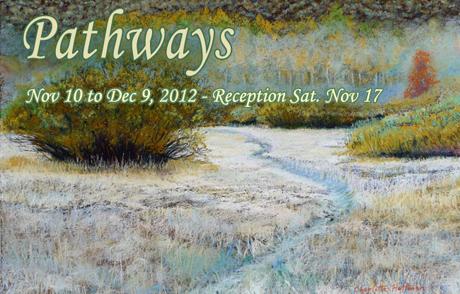 Pathways Exhibit Graphic