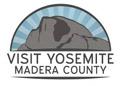 Visit Yosemite Madera County Logo