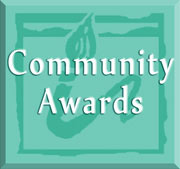 Community Awards Graphic