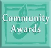 Community Awards Graphic
